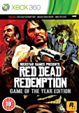 Red Dead Redemption - Game of The Year Edition (Xbox 360) [Import UK]