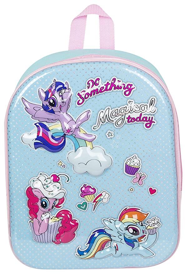My Little Pony Dr Hooves Cartoon Plush Backpack Bag