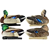 AVIAN-X Top Flight Preener/Rester Mallard Duck Hunting Decoys 8072