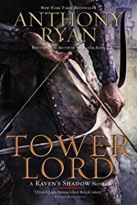Tower Lord (A Raven's Shadow Novel, Book 2)