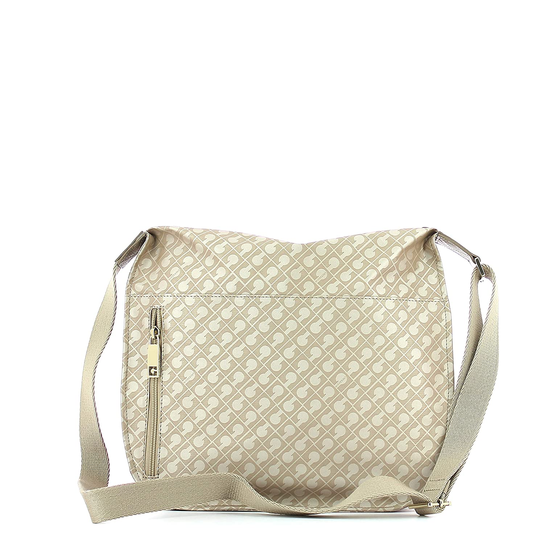 4a9547822d Gherardini Borsa SOFTY Donna Creta - GH0260-133: Amazon.it: Abbigliamento