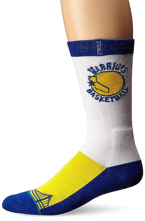 Stance Golden State Warriors Hardwood Classics Logo NBA Calcetines ...