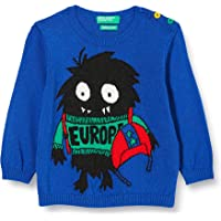 United Colors of Benetton Maglia G/C M/L Suéter Niños