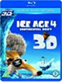 Ice Age 4: Continental Drift (Blu-ray 3D + Blu-ray + DVD + Digital Copy)
