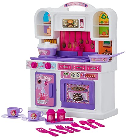Buy Toyzone Disney Princess Kitchen Set Online At Low Prices In