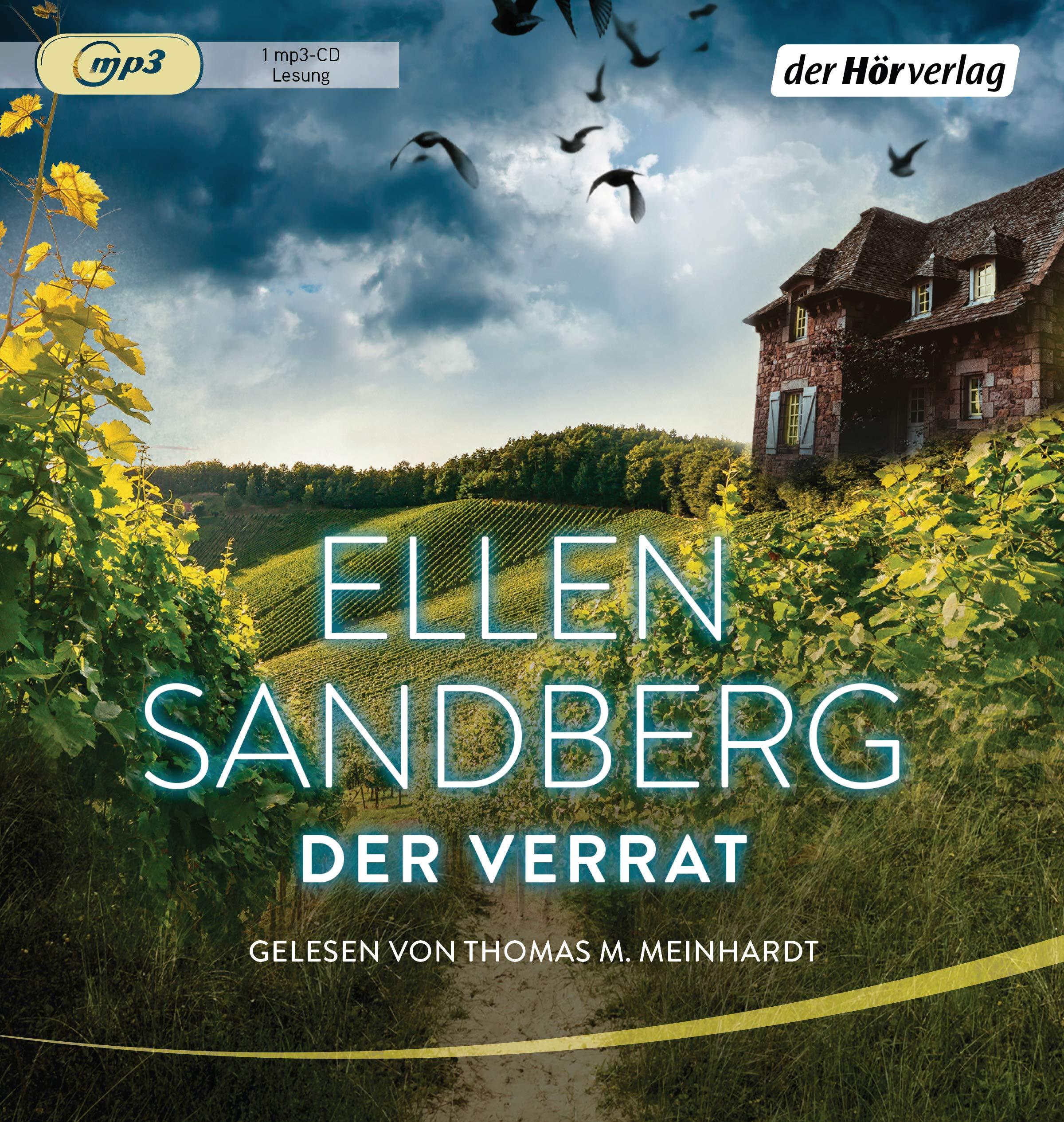 Der Verrat: Roman Hörkassette – Gekürzte Ausgabe, Audiobook, MP3 Audio Ellen Sandberg Thomas M. Meinhardt der Hörverlag 384453203X