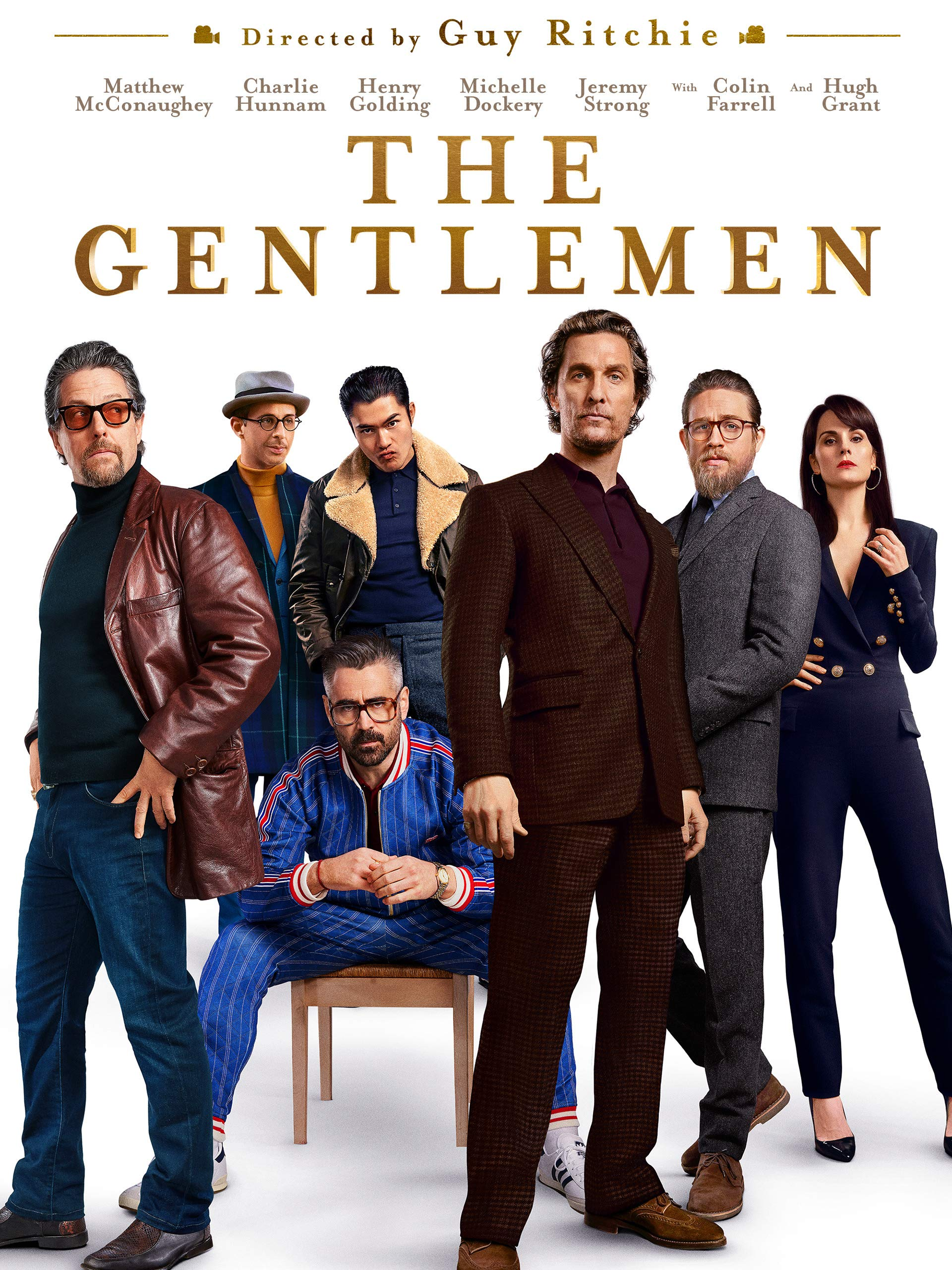 Win A Copy Of The Gentleman On Blu-ray - Life of Dad - A Worldwide  Community of Dads