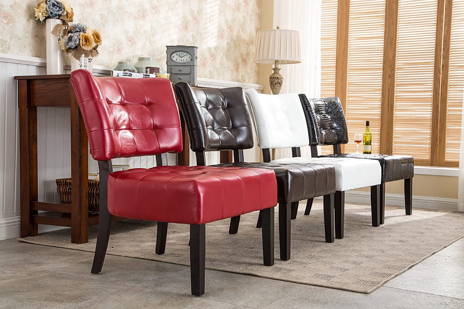 Awesome Accent Chairs Solution For Small Living Space Ease Bedding Machost Co Dining Chair Design Ideas Machostcouk