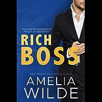 Rich Boss (New York Billionaires Book 1) (English Edition)
