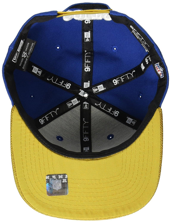 babfa6b7c85a9 NFL colección de oro visera 9FIFTY ajuste Original gorra  Amazon.com.mx   Deportes y Aire Libre