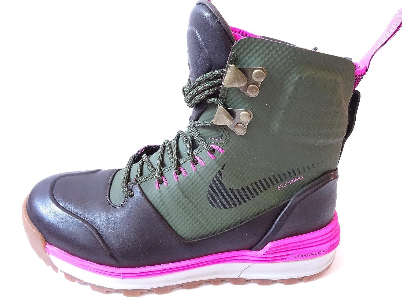 promo code 4dea1 175d7 ... nike womens ACG lunar terra ARKTOS hi top winter boots 616178 326  sneakers shoes (uk . ...