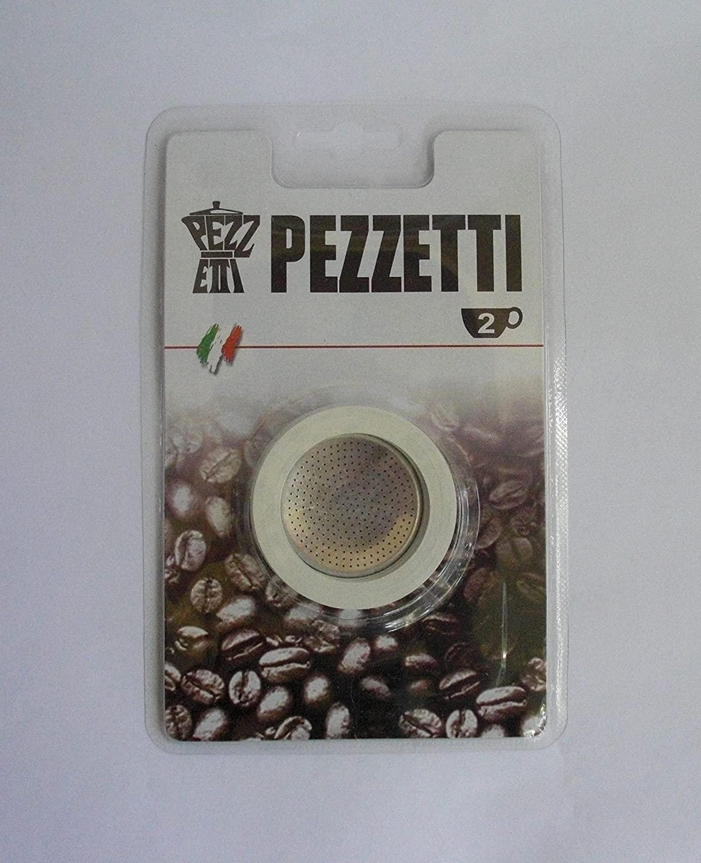 34.5 EU Pezzetti Recambio Juntas y Filtro