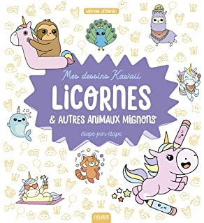 Amazonfr 365 Dessins De Licornes Et Compagnie
