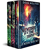 Memoirs of a Time Traveler — Boxed Set: Time Amazon Series: Volumes 1-3