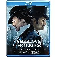 Sherlock Holmes + Sherlock Holmes on Blu-ray