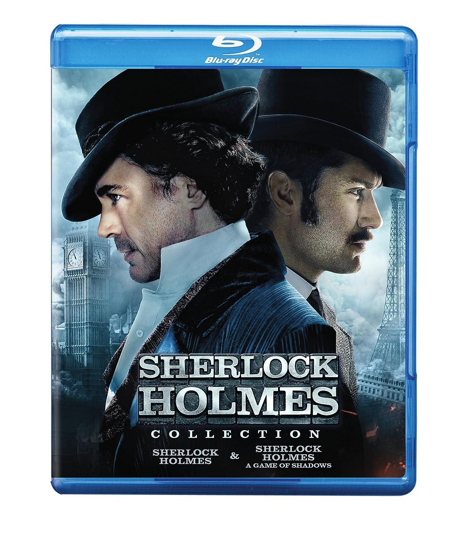 Sherlock Holmes / Sherlock Holmes: A Game Of Edizione: Stati Uniti Italia Blu-ray: Amazon.es: Cine y Series TV