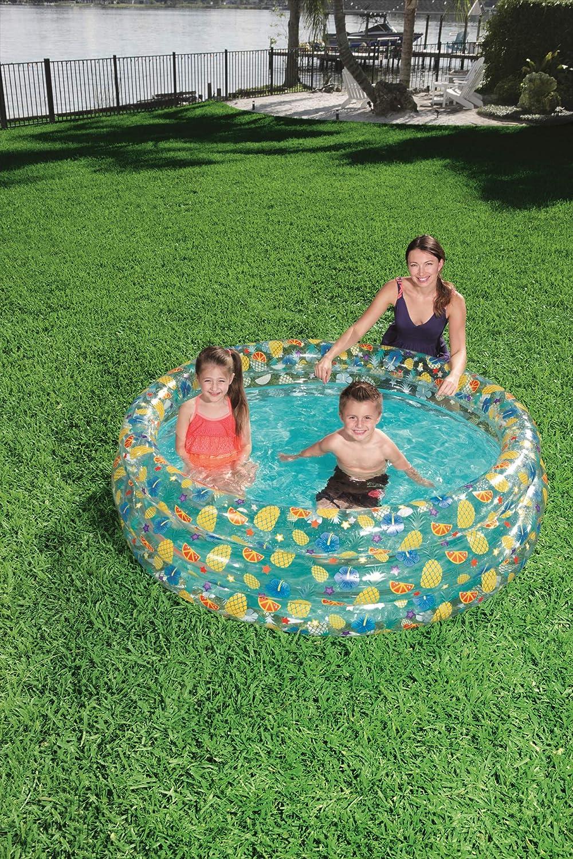 Deep Dive 282 Litre Bestway Kids Inflatable Paddling Pool