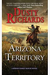 Arizona Territory (Byrnes Family Ranch series Book 7) Kindle Edition