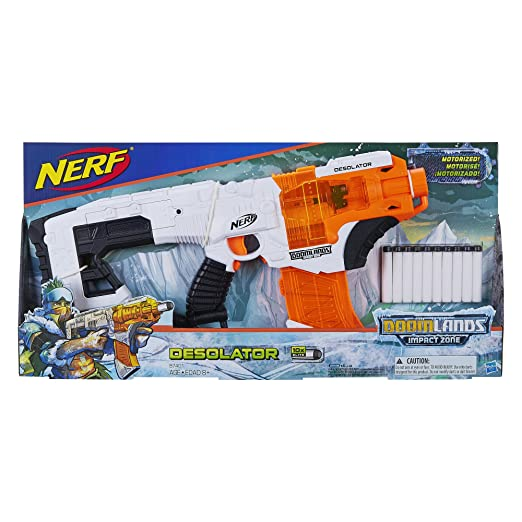 Image is loading 1x-BRAND-NEW-Nerf-Gun-Strike-Toy-Darts-