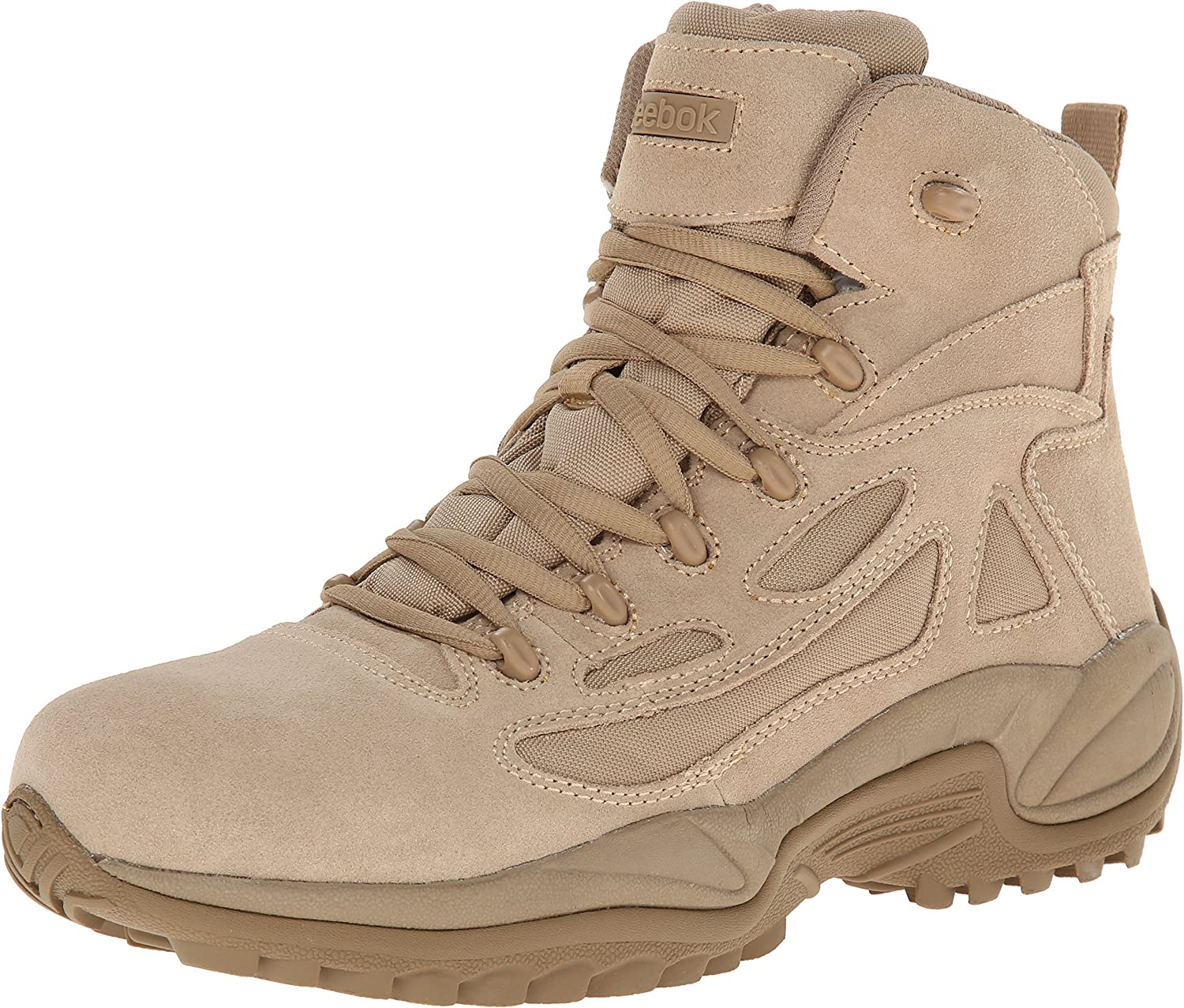 """Reebok Work Duty Men's Rapid Response RB RB8695 6"""" Tactical Boot: Shoes"""
