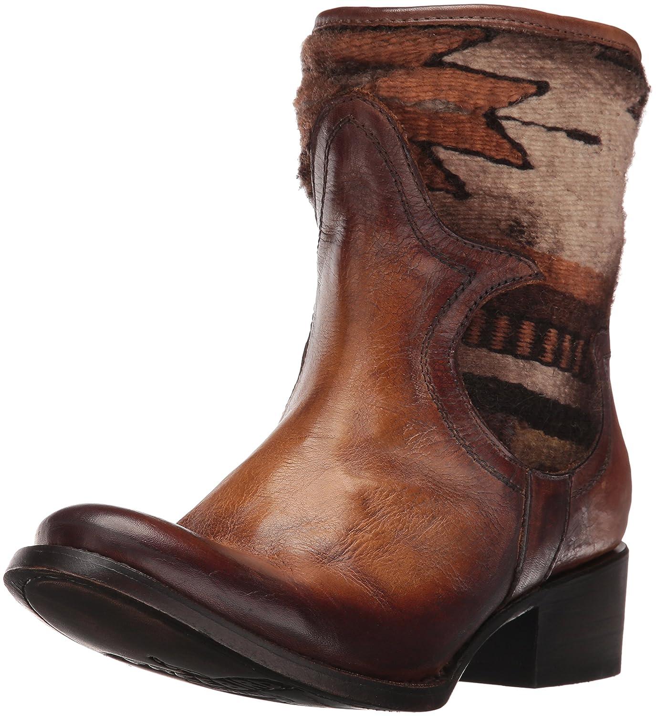 Freebird Women's Shine Ankle Bootie B01COK9TOG 7 M US|Cognac