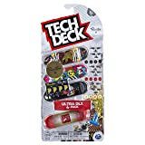 Tech-Deck Ultra DLX 4 Pack 96mm Fingerboards - Primitive 2019 Edition