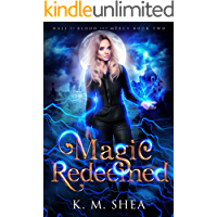 Magic Redeemed (Hall of Blood and Mercy Book 2)