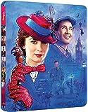 メリー・ポピンズ リターンズ ブルーレイ 限定スチールブック仕様 [Blu-ray リージョンフリー ※日本語無し](輸入版) -Mary Poppins Returns steelbook-