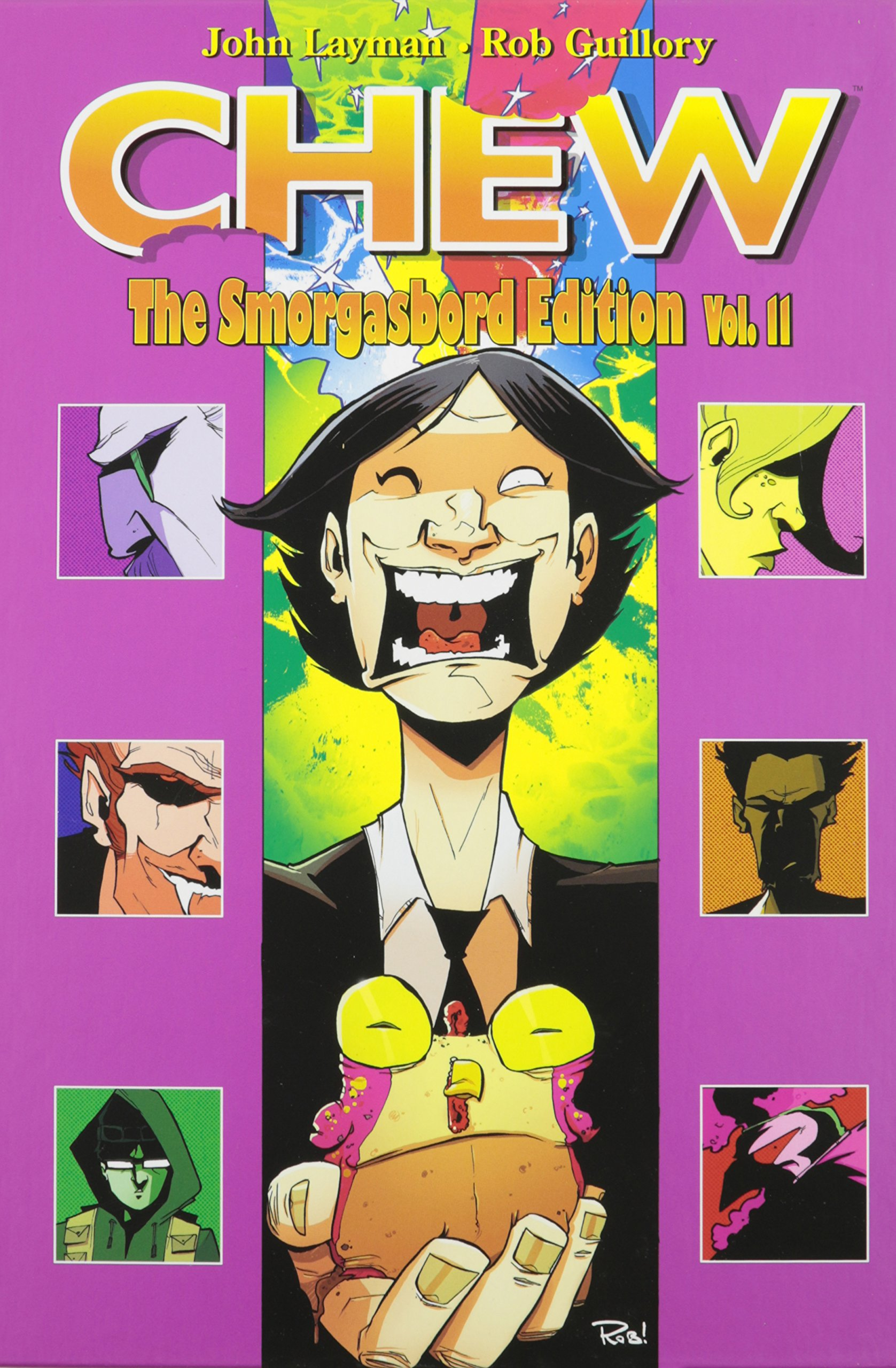 Download Chew Smorgasbord Edition Volume 2 Signed & Numbered Edition pdf