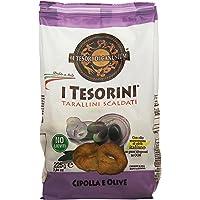i Tesorini Tarallini Cipolla/Olive - 225 gr