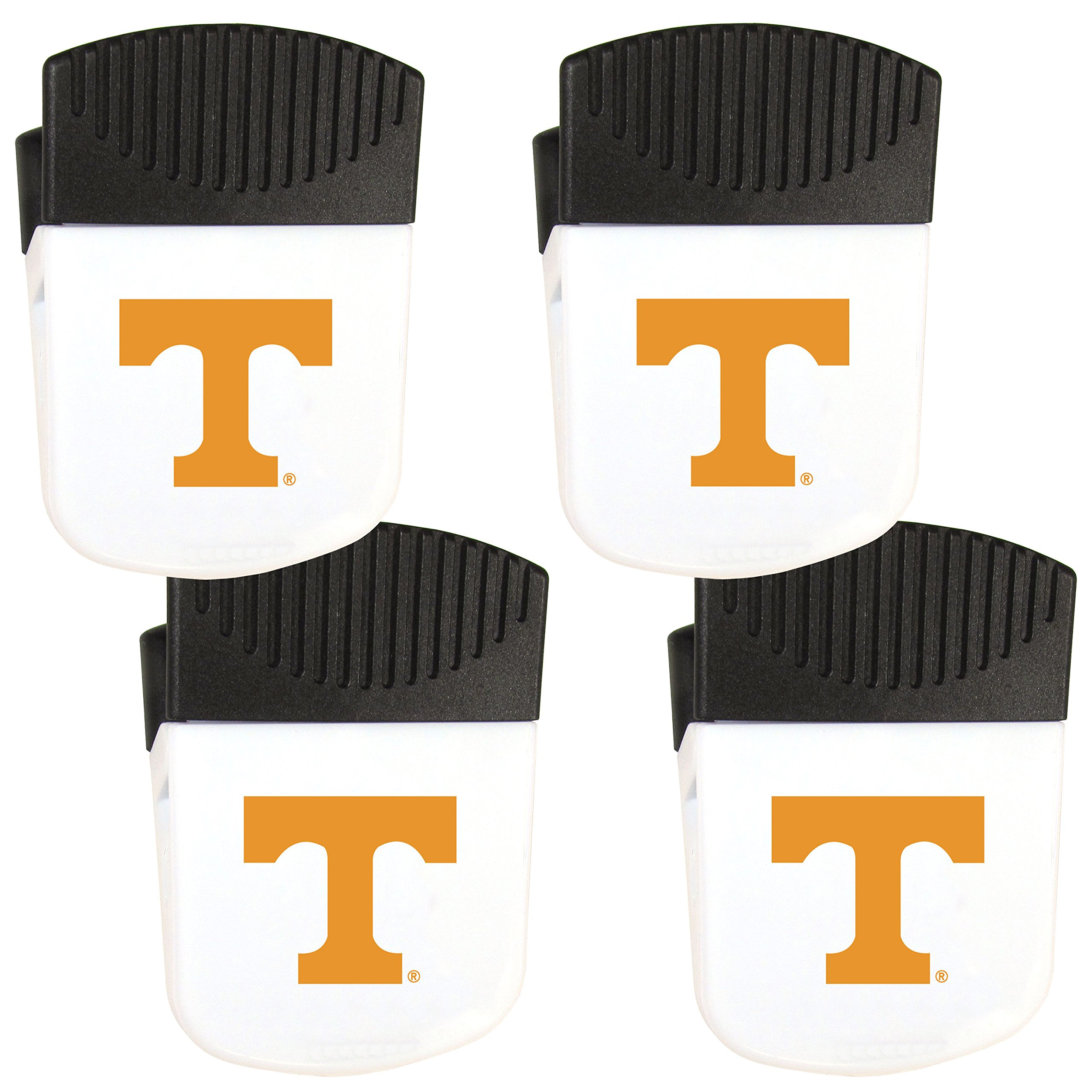 Siskiyou NCAA Tennessee Volunteers Chip Clip Magnet with Bottle Opener, 4 Pack