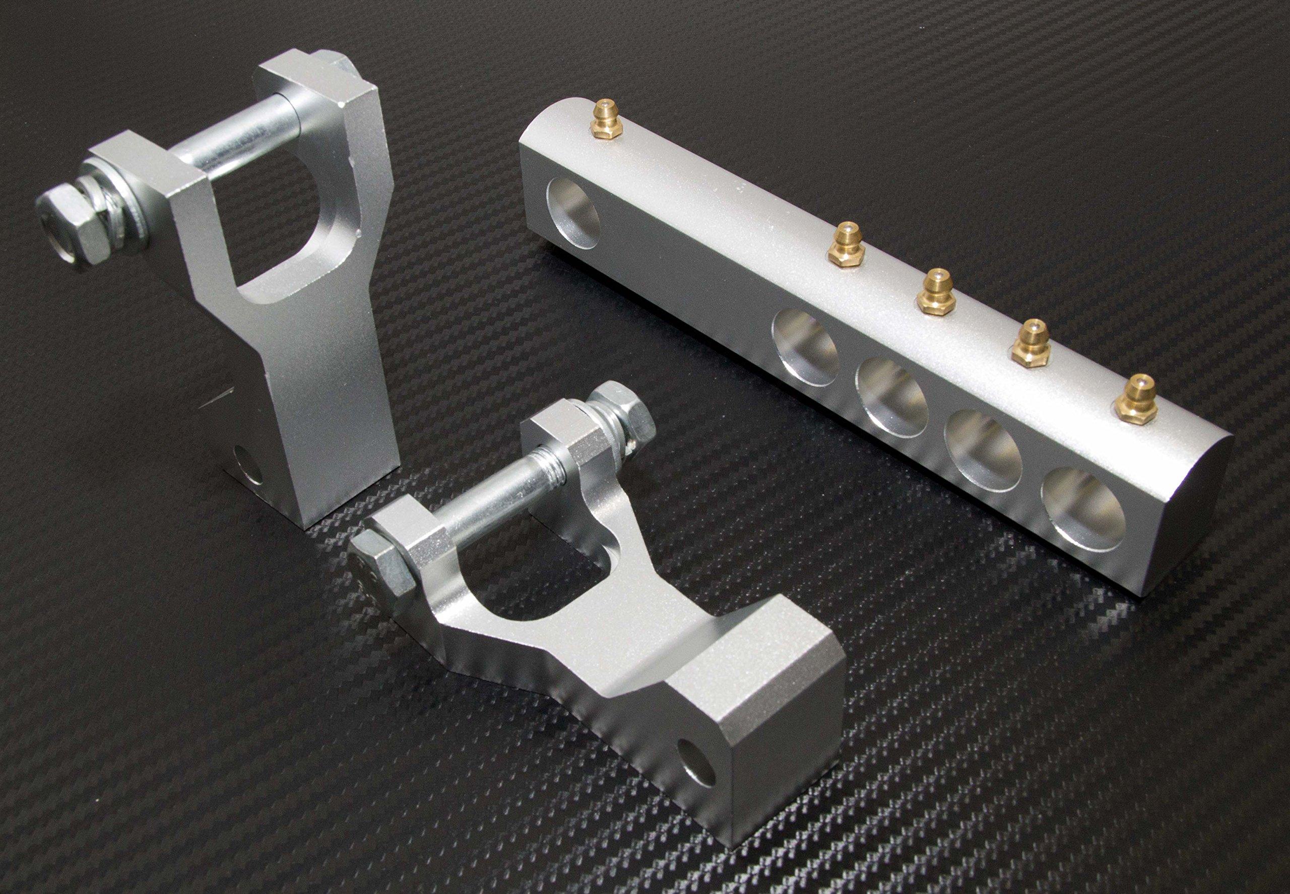 ATV Rear & Front Lowering Kit Lower Link Yamaha Banshee 350 YFZ350 2001-2008, 01-02-03-04-05-06-07-08