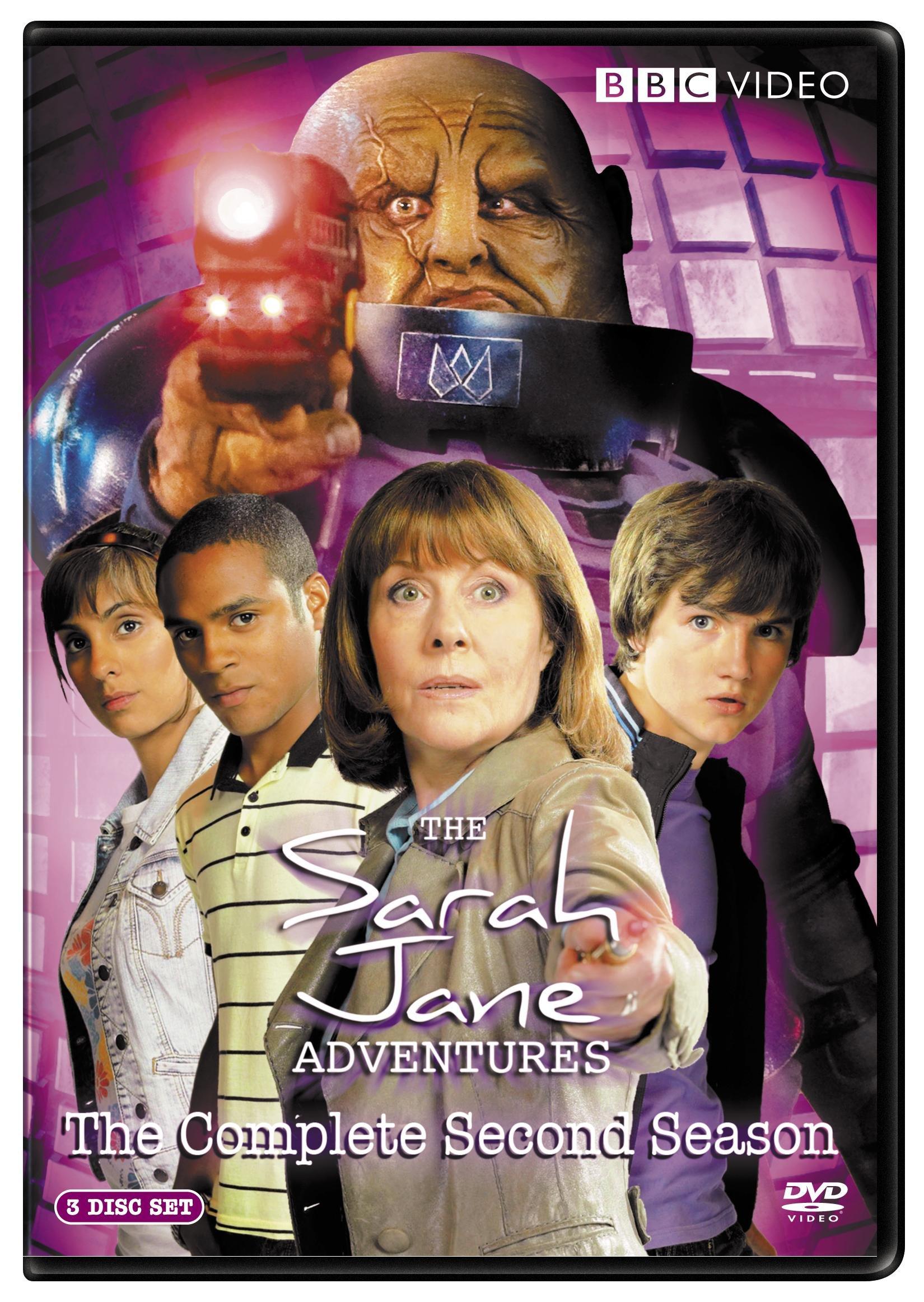 The Sarah Jane Adventures: Season 2