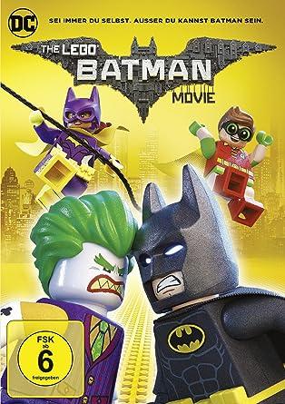 The Lego Batman Movie: Amazon.co.uk: DVD & Blu-ray