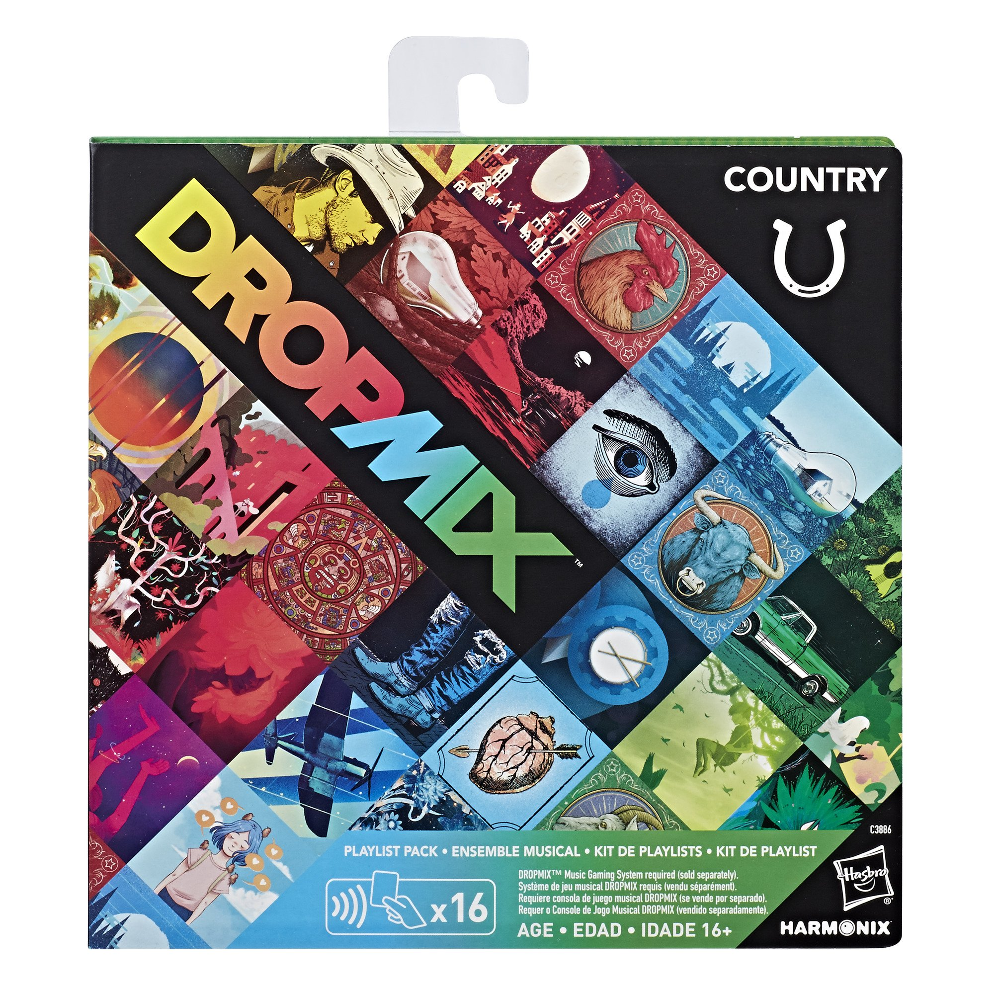 Hasbro DropMix Playlist Pack Country (Lucky)