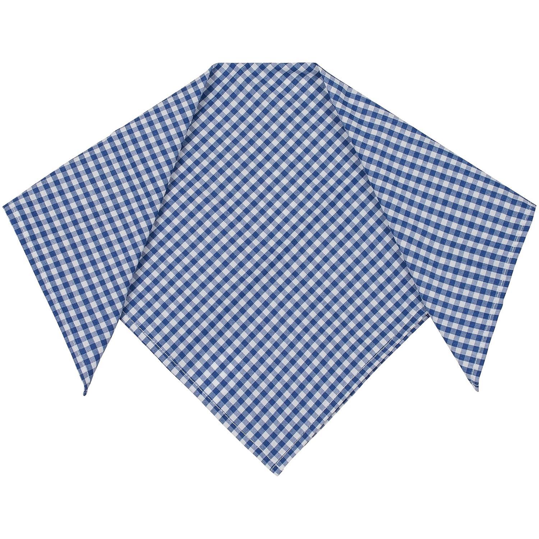 Bongossi-Trade Halstuch Trachtentuch Nikituch 50x50cm in verschiedenen Farben