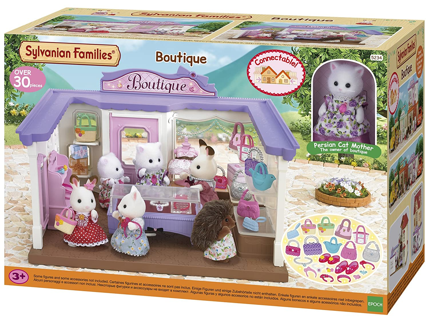 Image result for sylvanian families