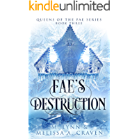 Fae's Destruction (Queens of the Fae Book 3) book cover