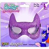 My Super Best Friends Batgirl Glitter Eye Mask