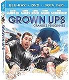 Grown Ups [Blu-ray + DVD] (Bilingual)