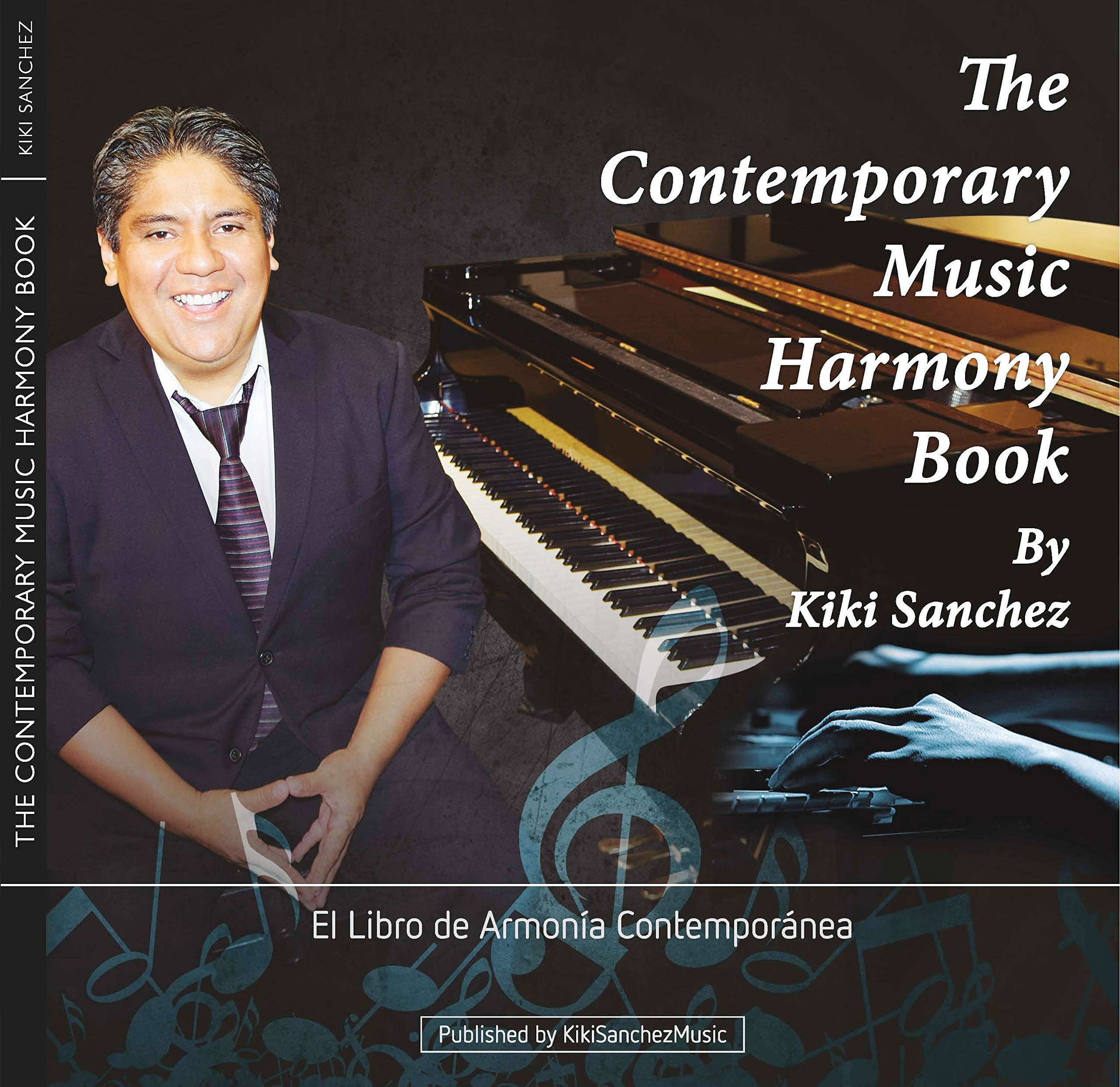 THE CONTEMPORARY MUSIC HARMONY BOOK Textbook Binding – 2017