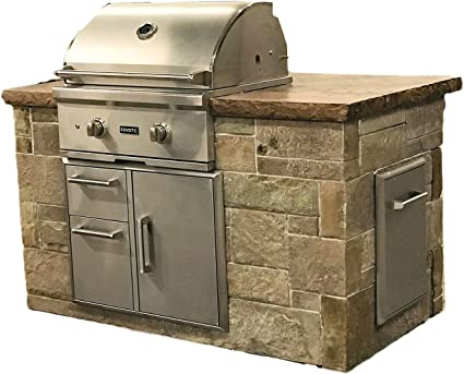 Amazon.com: Outdoor Grill Island Kit: Home Improvement