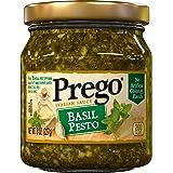 Prego Italian Pasta Sauce, Basil Pesto, 8 Ounce (Packaging May Vary)