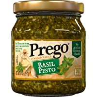 Prego Italian Pasta Sauce, Basil Pesto, 8 Ounce (Packaging May Vary)