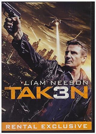 Amazon com: Taken 3 (Dvd,2015) Rental Exclusive: Movies & TV