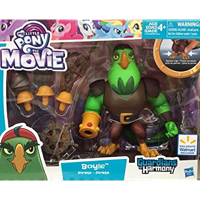 My Little Pony - BOYLE Pirate - Guardians of Harmony: Toys & Games