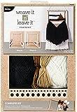 Bucilla Rectangle Loom Starter Kit Weaving