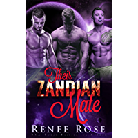 Their Zandian Mate: An Alien Warrior Reverse Harem Romance (Zandian Masters) (English Edition)