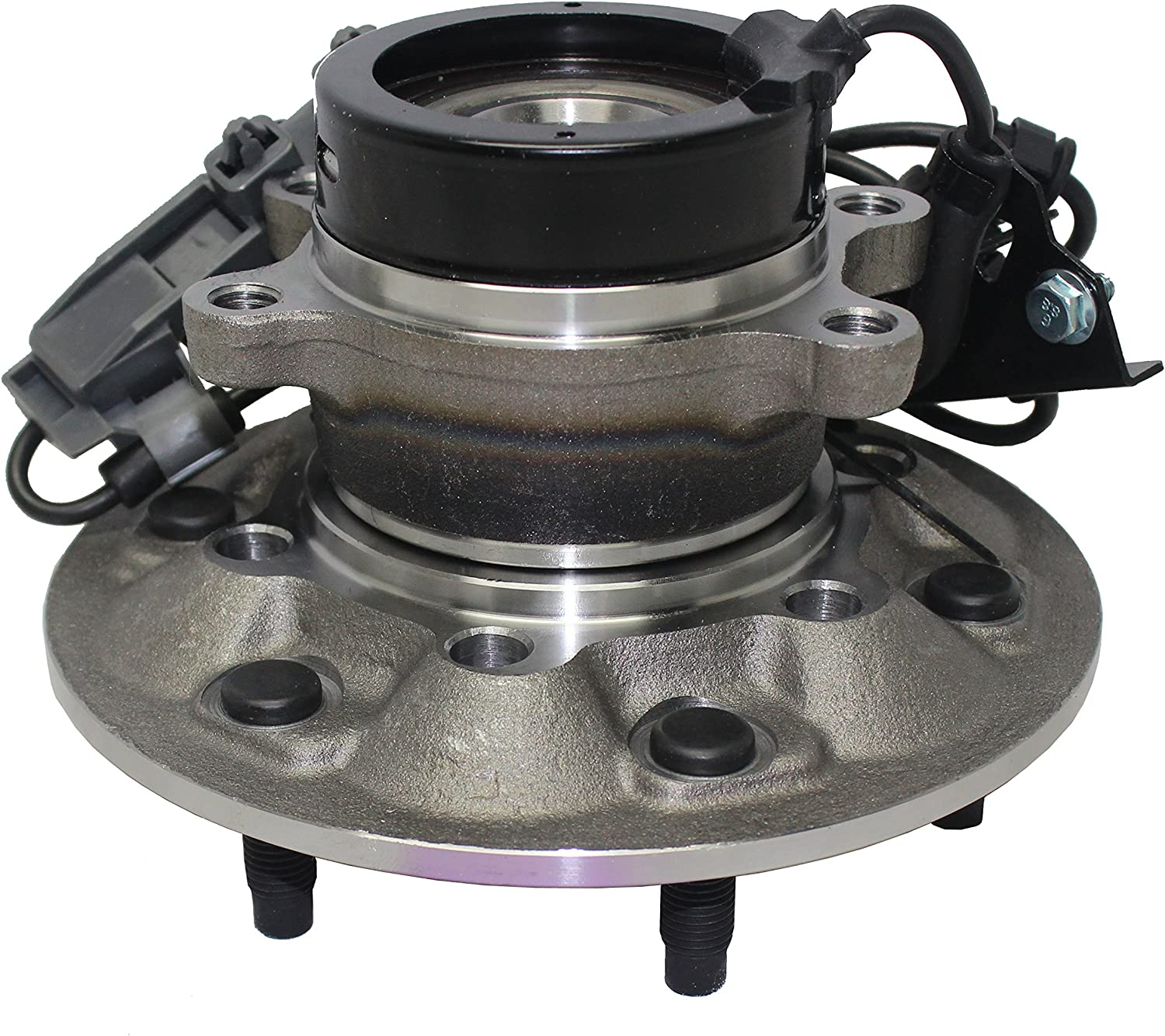 FRONT LEFT Wheel Hub Bearing Assembly Fit CHEVROLET COLORADO 4WD 2004-2008