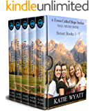 Box Set A Town Called Hope Series Collection 1 Books 1 - 5: Clean and Wholesome Mail Order Bride Romance